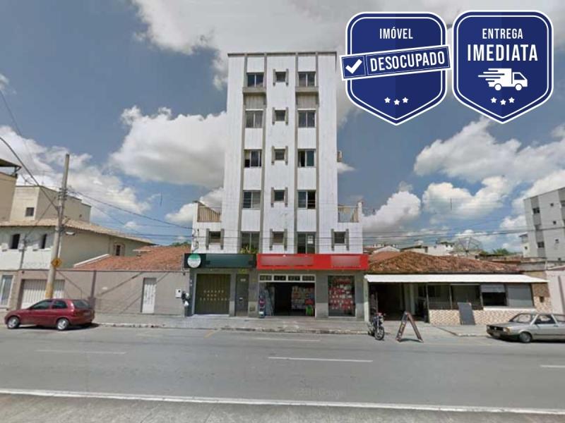 PA415 - Itaúna/MG - Apartamento com 2 quartos e vaga de garagem na Av. Jove Soares - Lance Inicial: R$210.000,00