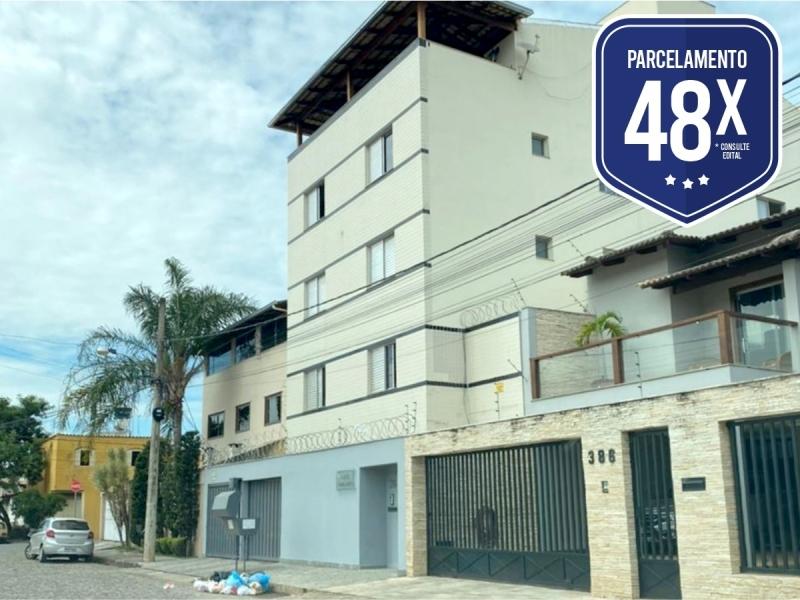 PA69683 - Itaúna/MG – Apartamento com 3 quartos e vaga para dois veículos - Lance Inicial: R$295.881,00- Avaliação: R$295.881,00