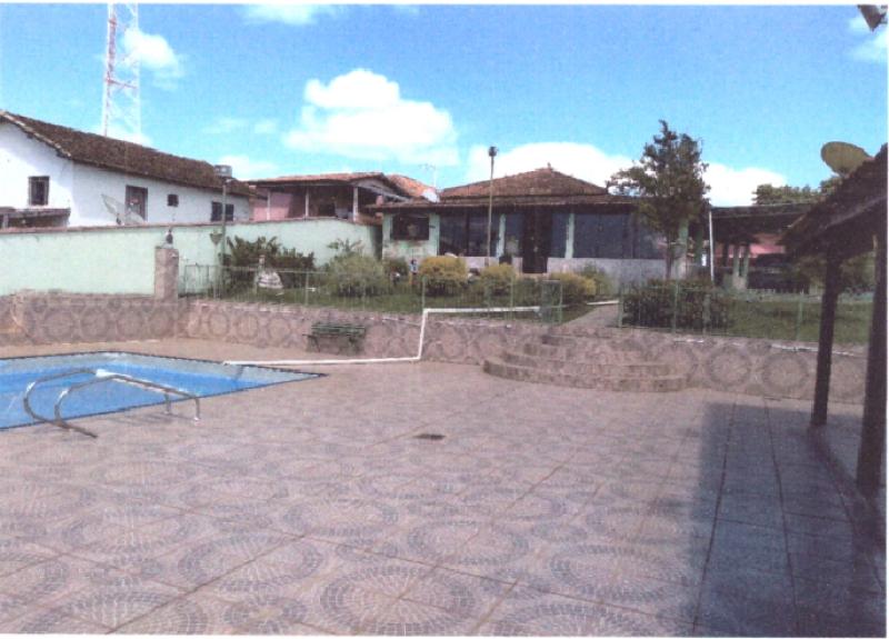 PA985 – Cordislândia/MG – Casa com 03 quartos e piscina no Centro - Lance Inicial: R$256.042,50- Avaliação: R$256.042,50