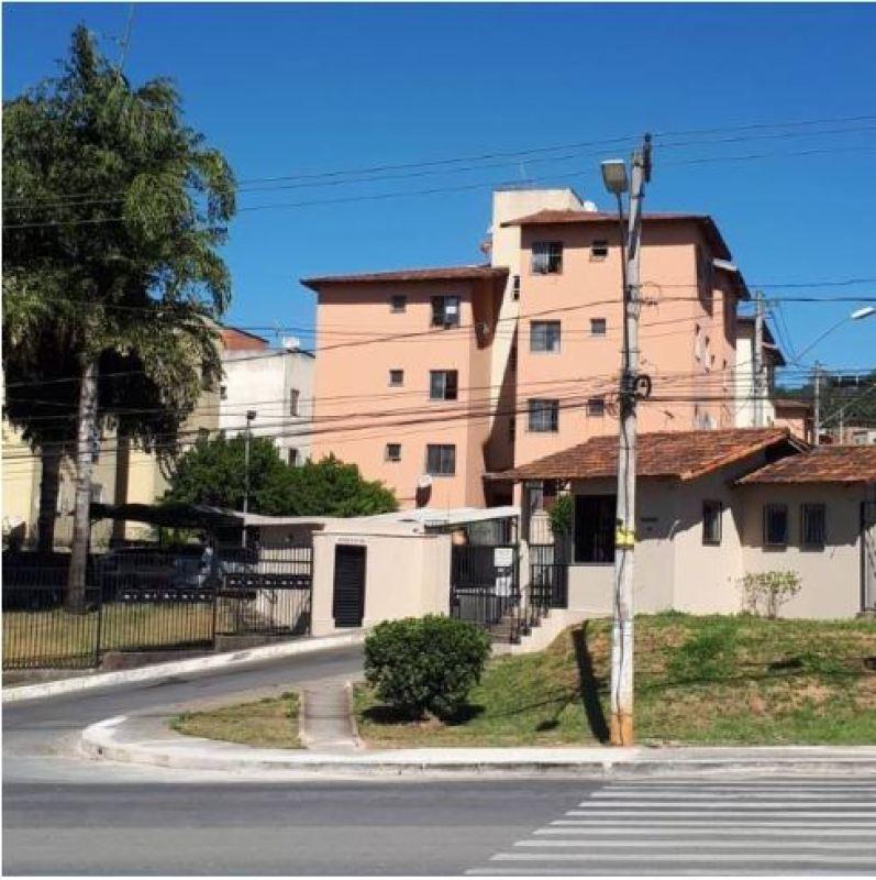 PA1053 – Santa Luzia/MG -  Apartamento com 02 quartos no Residencial Madalena - Lance Inicial: R$160.000,00